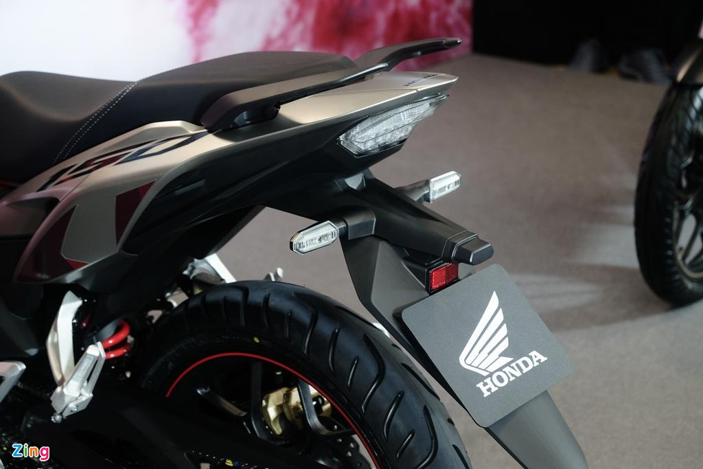 Honda Winner X ra mat anh 6