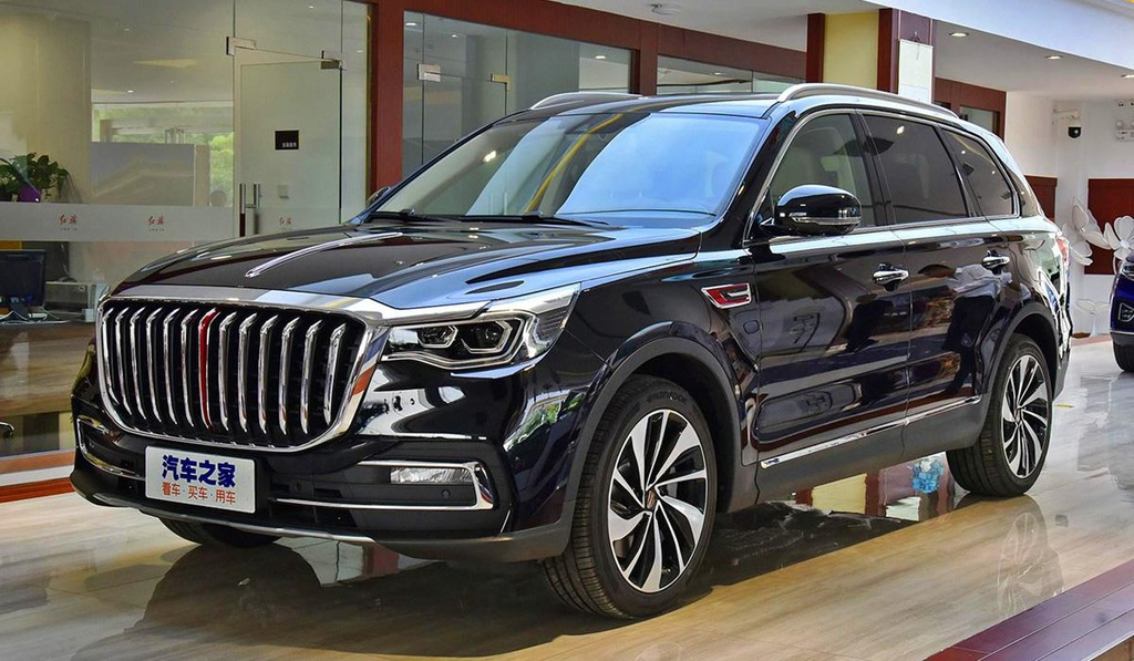 SUV noi dia dat nhat cua Trung Quoc co gia tu 50.800 USD hinh anh 4