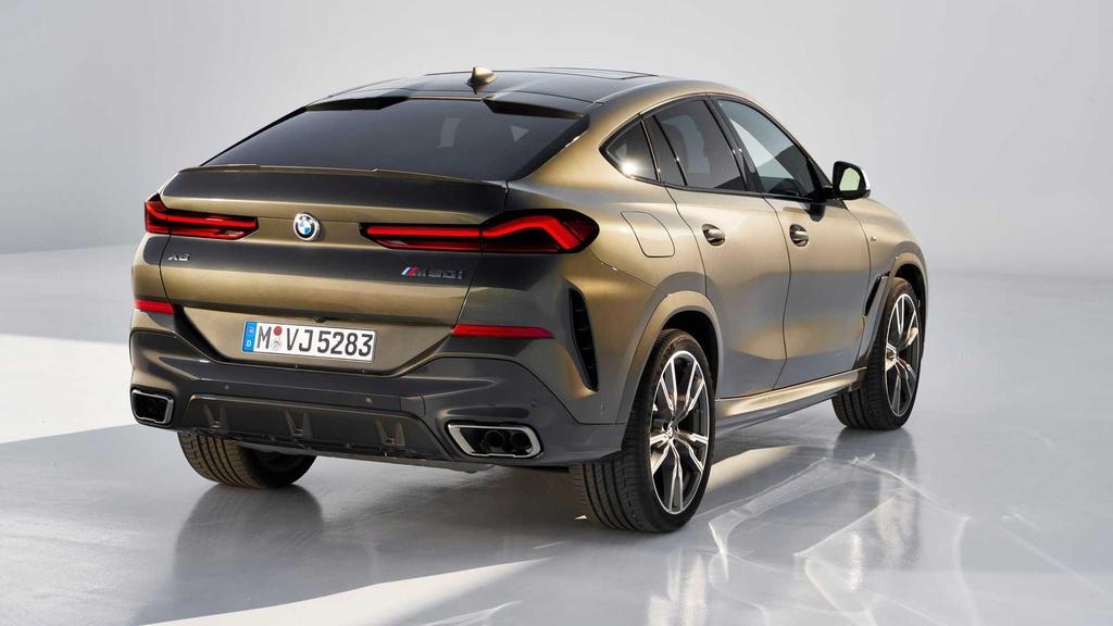 Danh gia so bo BMW X6 2020 anh 4