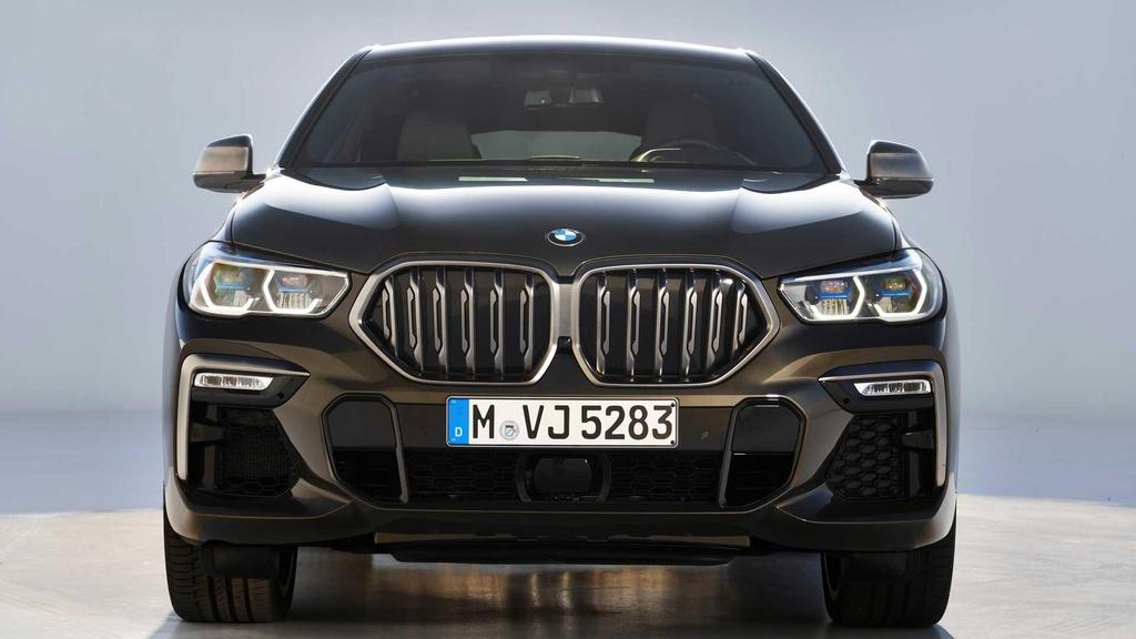 Danh gia so bo BMW X6 2020 anh 3