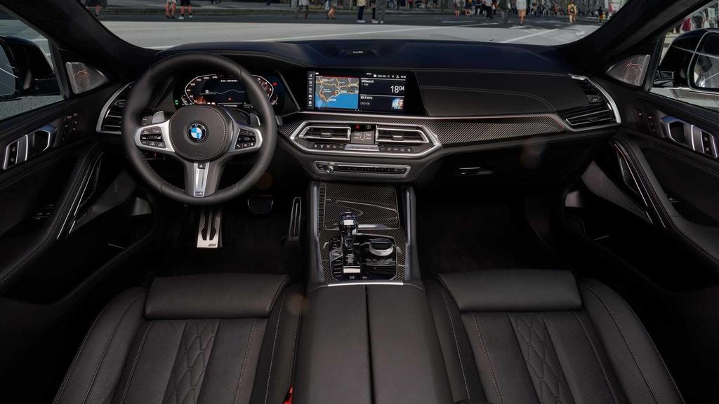 Danh gia so bo BMW X6 2020 anh 5