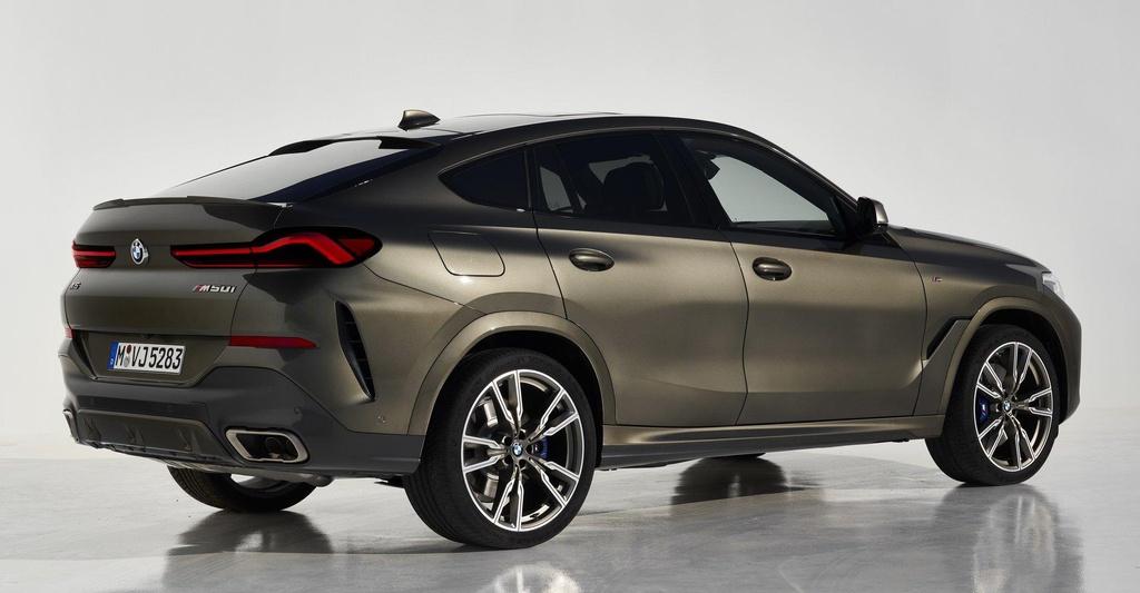 Danh gia so bo BMW X6 2020 anh 2