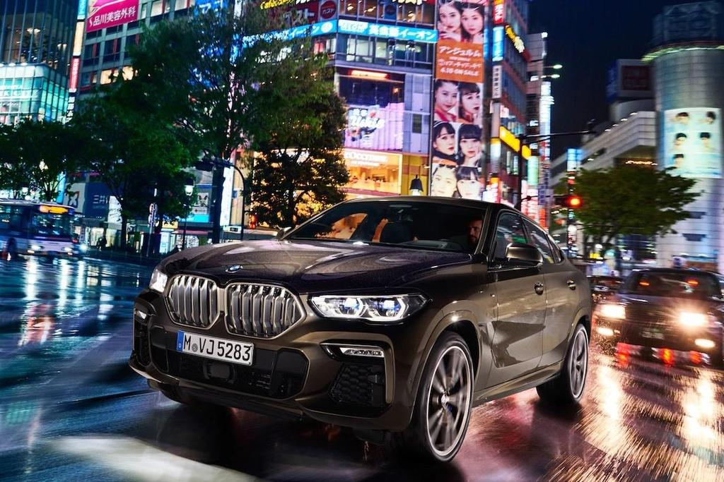 Danh gia so bo BMW X6 2020 anh 7