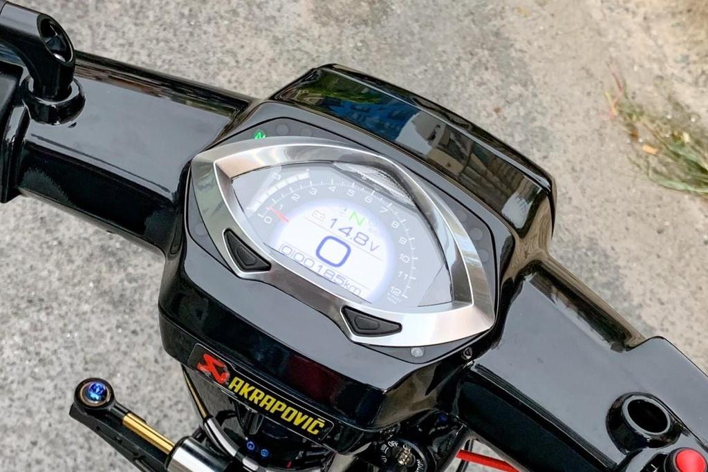 Huyen thoai Honda Dream do 200 trieu anh 5