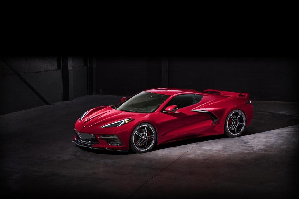Danh gia Chevrolet Corvette Stingray C8 2020 anh 1