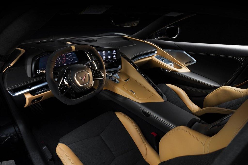 Danh gia Chevrolet Corvette Stingray C8 2020 anh 5