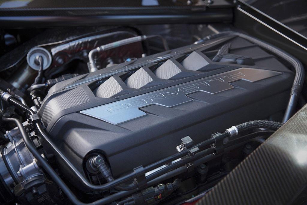 Danh gia Chevrolet Corvette Stingray C8 2020 anh 6
