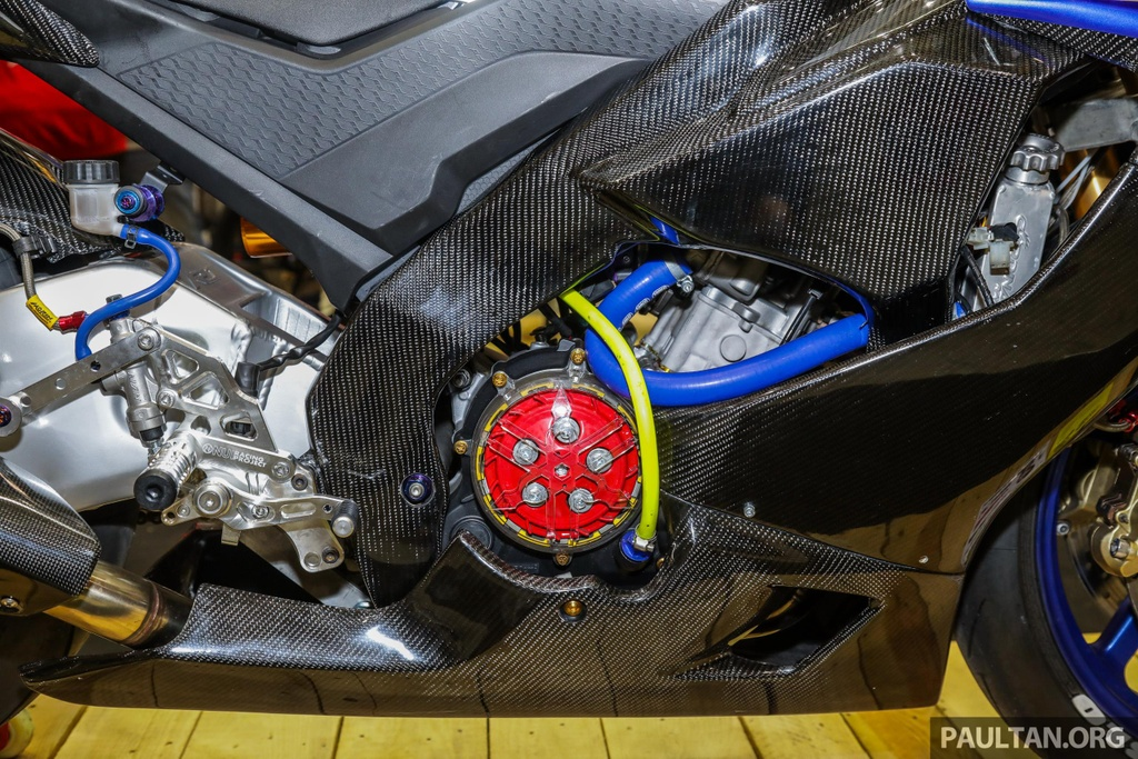 Khong the nhan ra Yamaha Exciter 150 voi ban do sieu moto R1M hinh anh 10