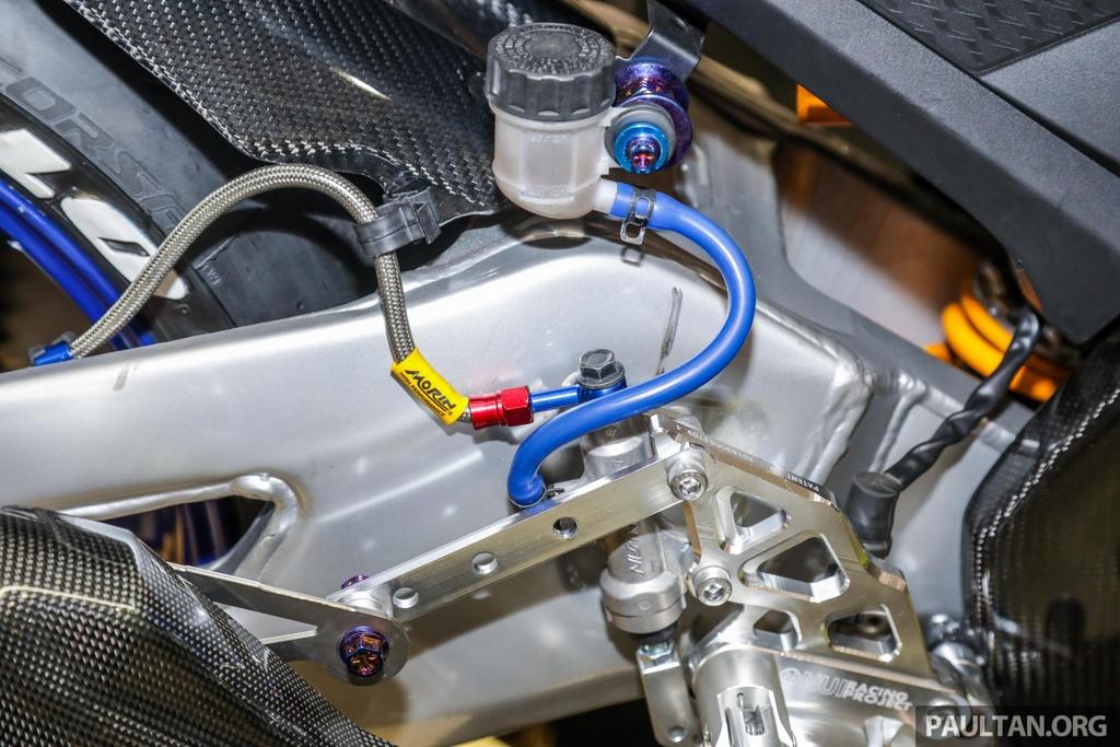 Khong the nhan ra Yamaha Exciter 150 voi ban do sieu moto R1M hinh anh 4