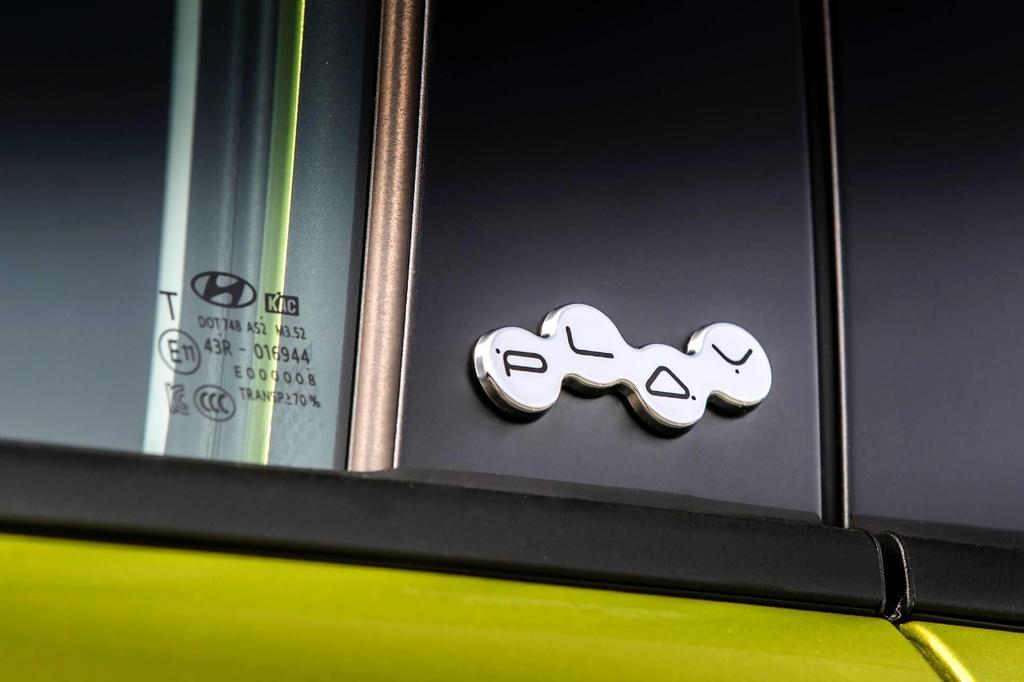 Hyundai Kona ra mat ban dac biet, them trang bi nhung gia binh dan hinh anh 2