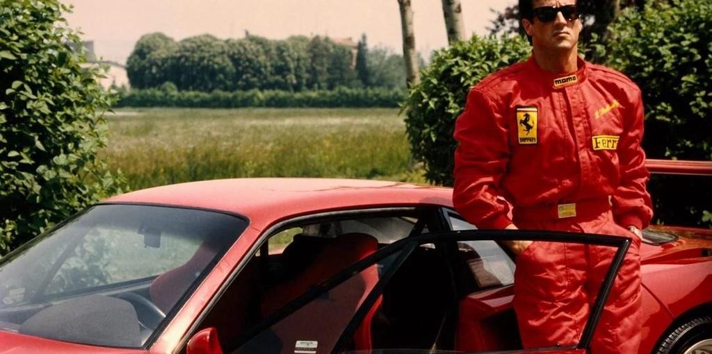 Dan xe trieu do cua 'Rambo' 73 tuoi Sylvester Stallone hinh anh 4