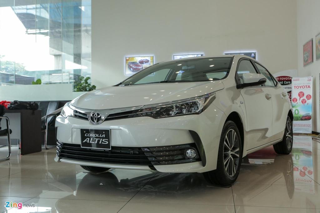 Honda Civic vuot mat Toyota Corolla Altis, Ford Focus dung cuoc choi hinh anh 5