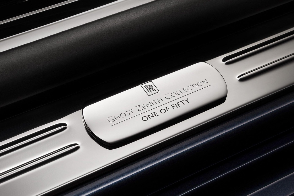 Bo suu tap Rolls-Royce Ghost Zenith Collection anh 7