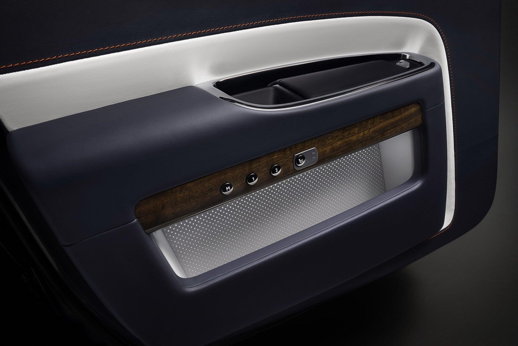 Bo suu tap Rolls-Royce Ghost Zenith Collection anh 5