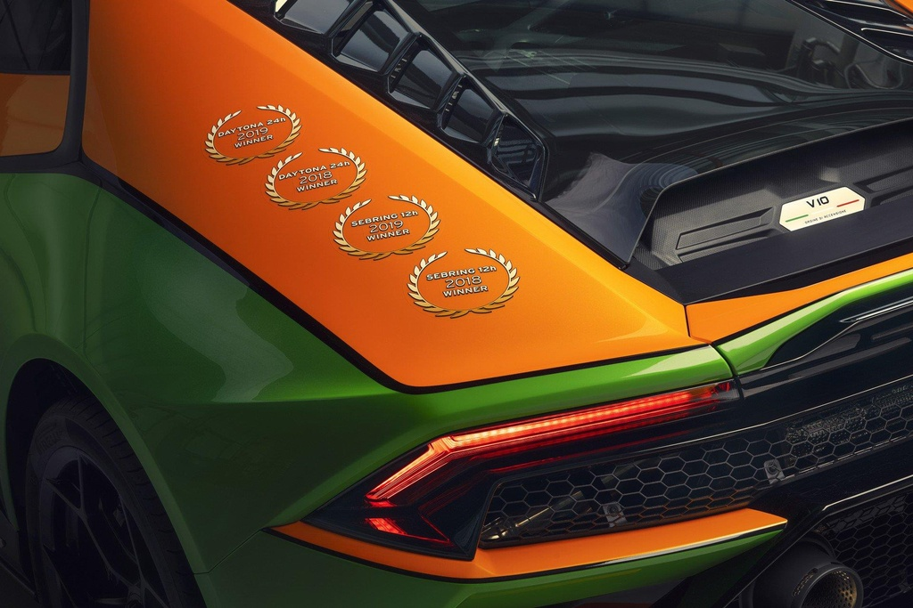 Lamborghini ra mat 2 phien ban dac biet, gioi han chua den 100 chiec hinh anh 9