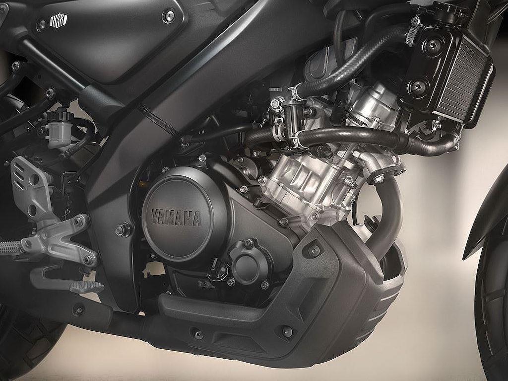 Yamaha XSR 155 ra mat Dong Nam A, canh tranh Honda CB150R hinh anh 7