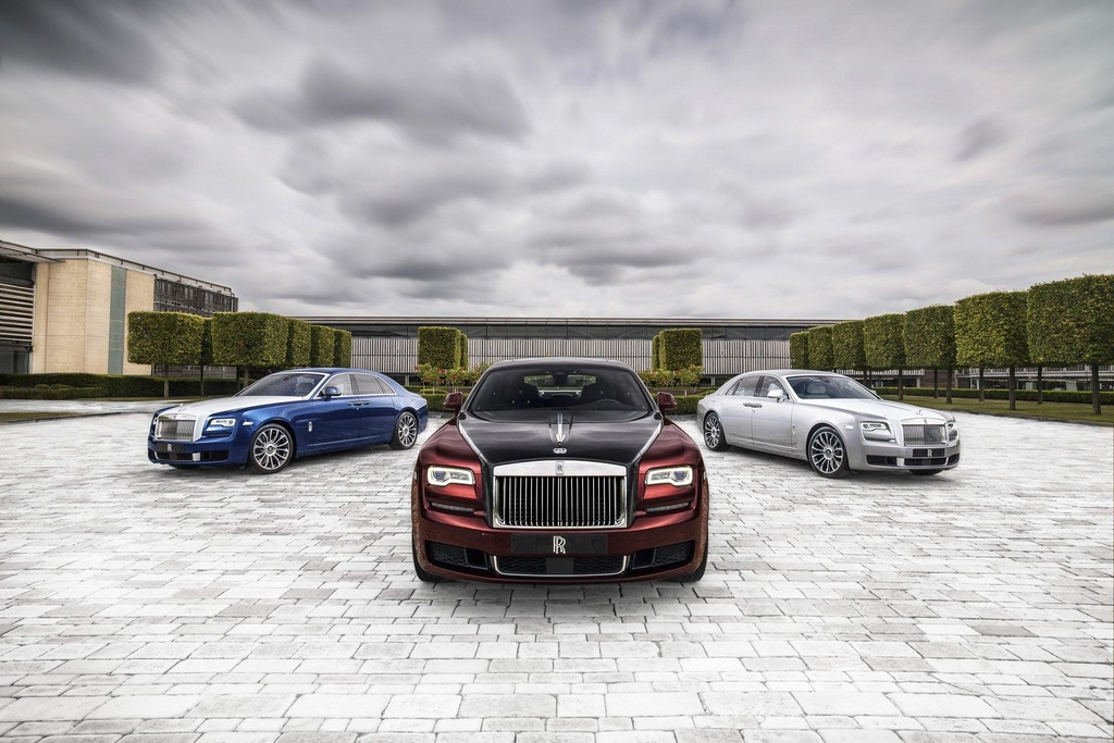 Bo suu tap Rolls-Royce Ghost Zenith Collection anh 11