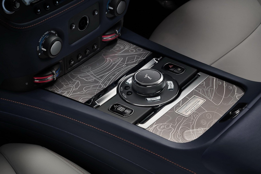 Bo suu tap Rolls-Royce Ghost Zenith Collection anh 10
