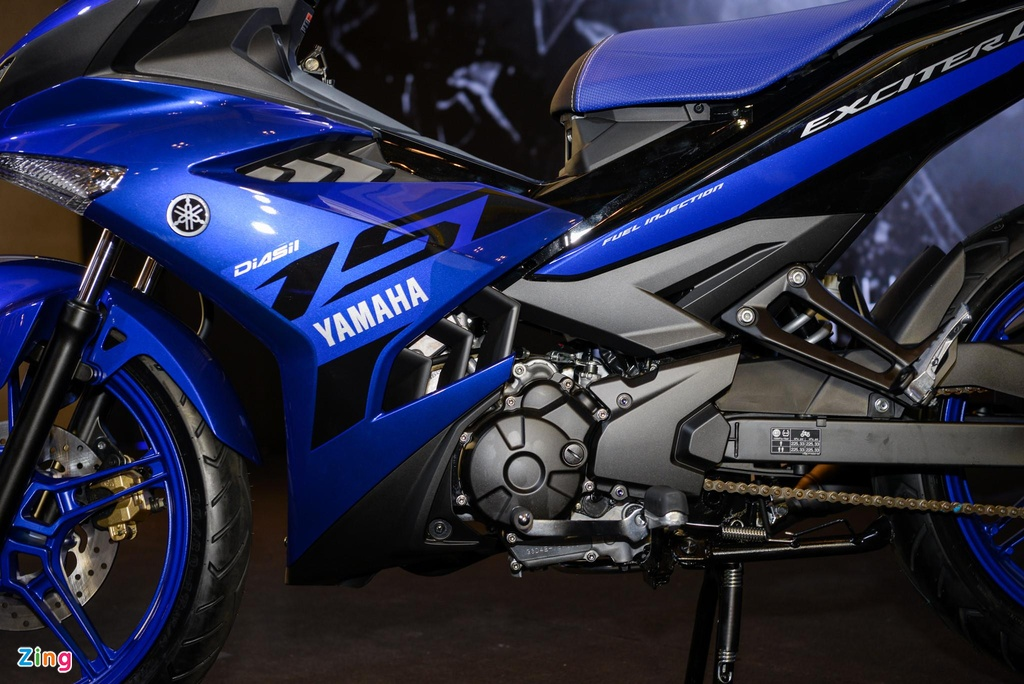 Den bao gio Yamaha Exciter moi duoc trang bi dong co 155 VVA moi? hinh anh 4