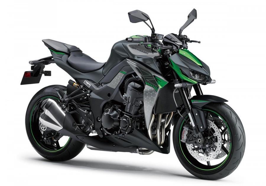 Kawasaki Z1000 R 2020 ra mat anh 2