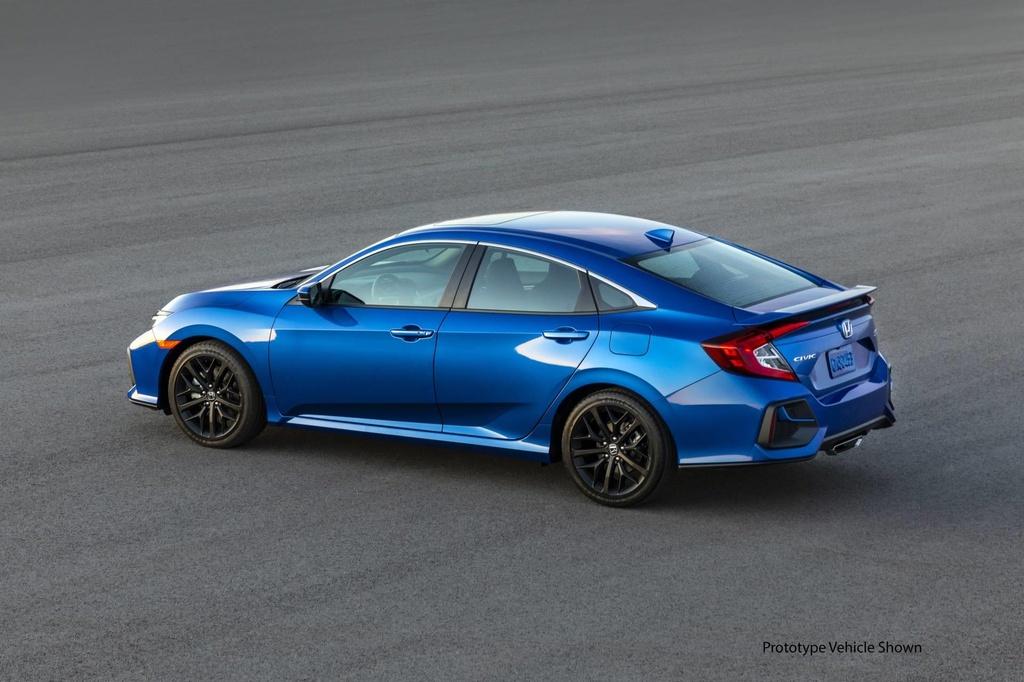 Honda Civic Si 2020 tang toc nhanh hon, tang gia hinh anh 9