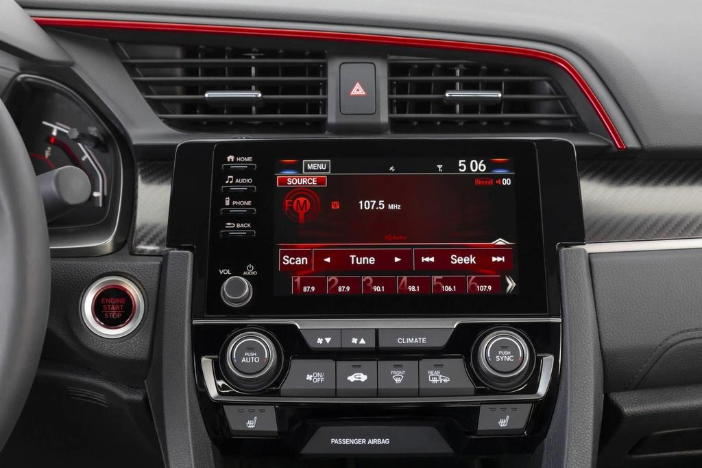 Honda Civic Si 2020 tang toc nhanh hon, tang gia hinh anh 8