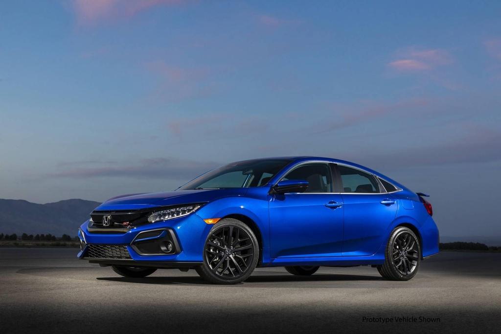 Honda Civic Si 2020 tang toc nhanh hon, tang gia hinh anh 1