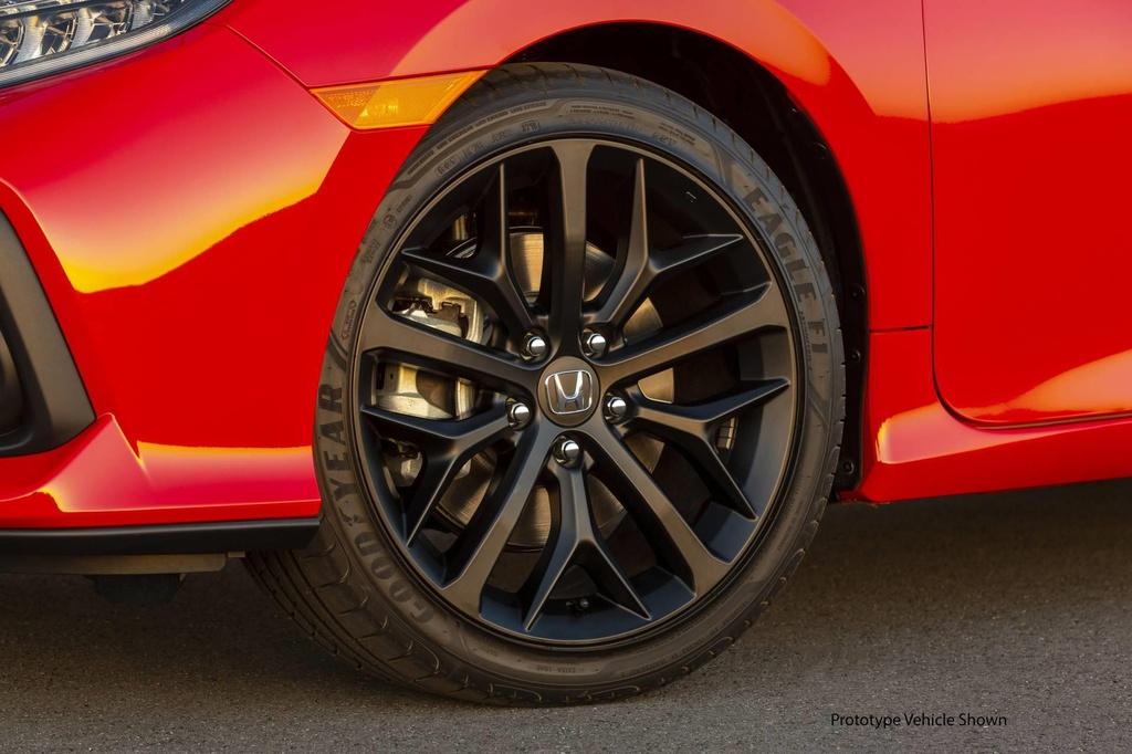 Honda Civic Si 2020 tang toc nhanh hon, tang gia hinh anh 4