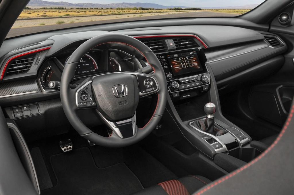 Honda Civic Si 2020 tang toc nhanh hon, tang gia hinh anh 6