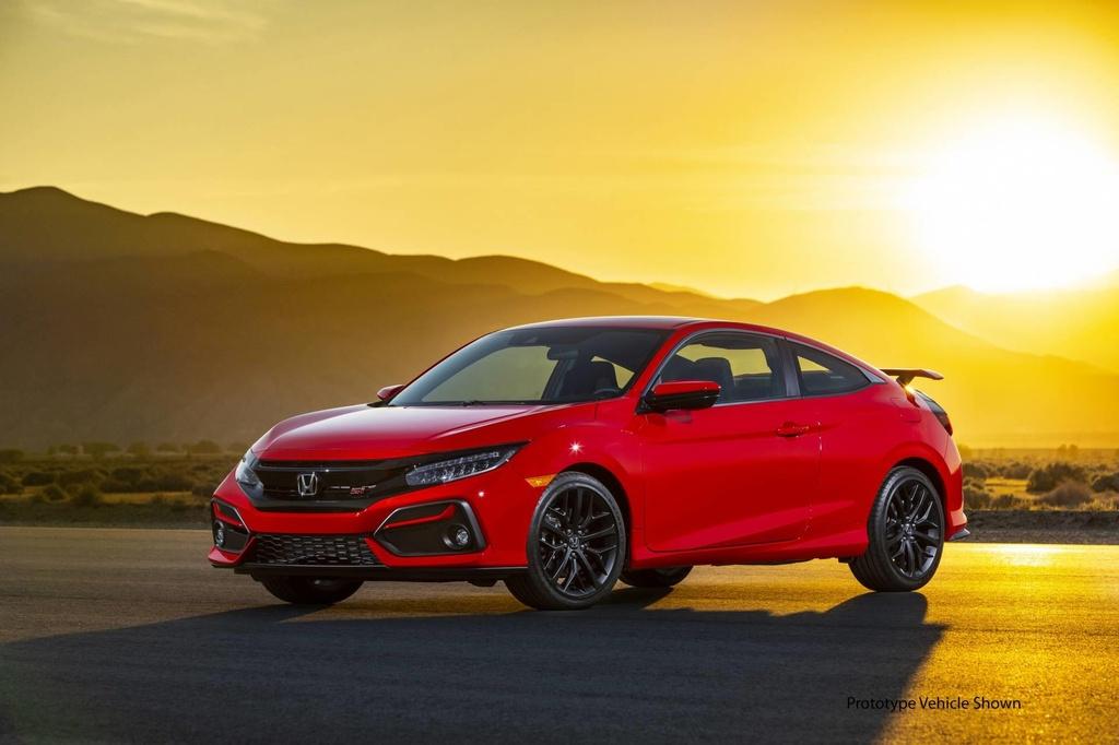 Honda Civic Si 2020 tang toc nhanh hon, tang gia hinh anh 10