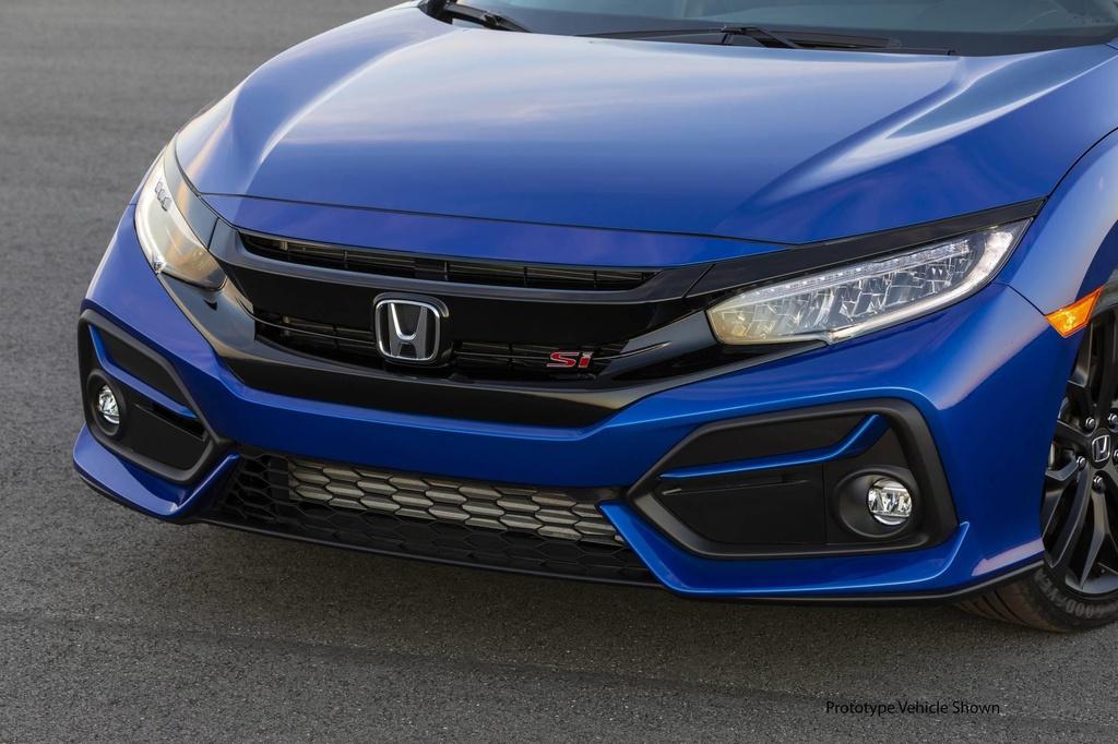 Honda Civic Si 2020 tang toc nhanh hon, tang gia hinh anh 3