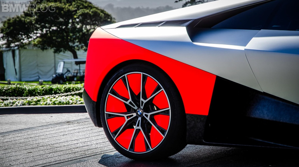 BMW Vision M Next ra mat anh 5