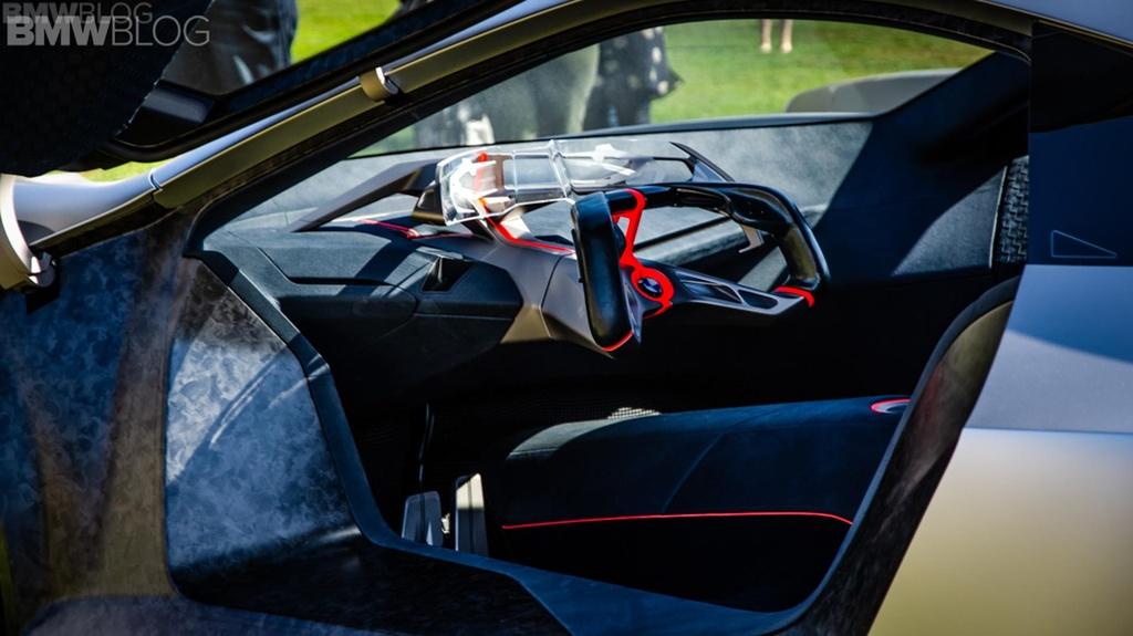 BMW Vision M Next ra mat anh 8
