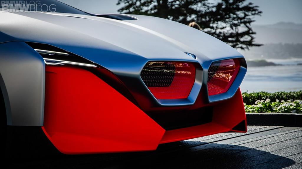 BMW Vision M Next ra mat anh 7