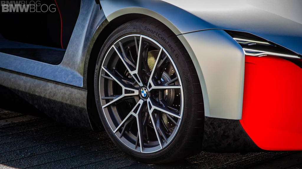 BMW Vision M Next ra mat anh 6