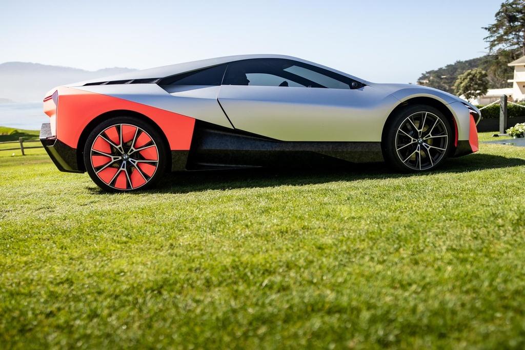BMW Vision M Next ra mat anh 9