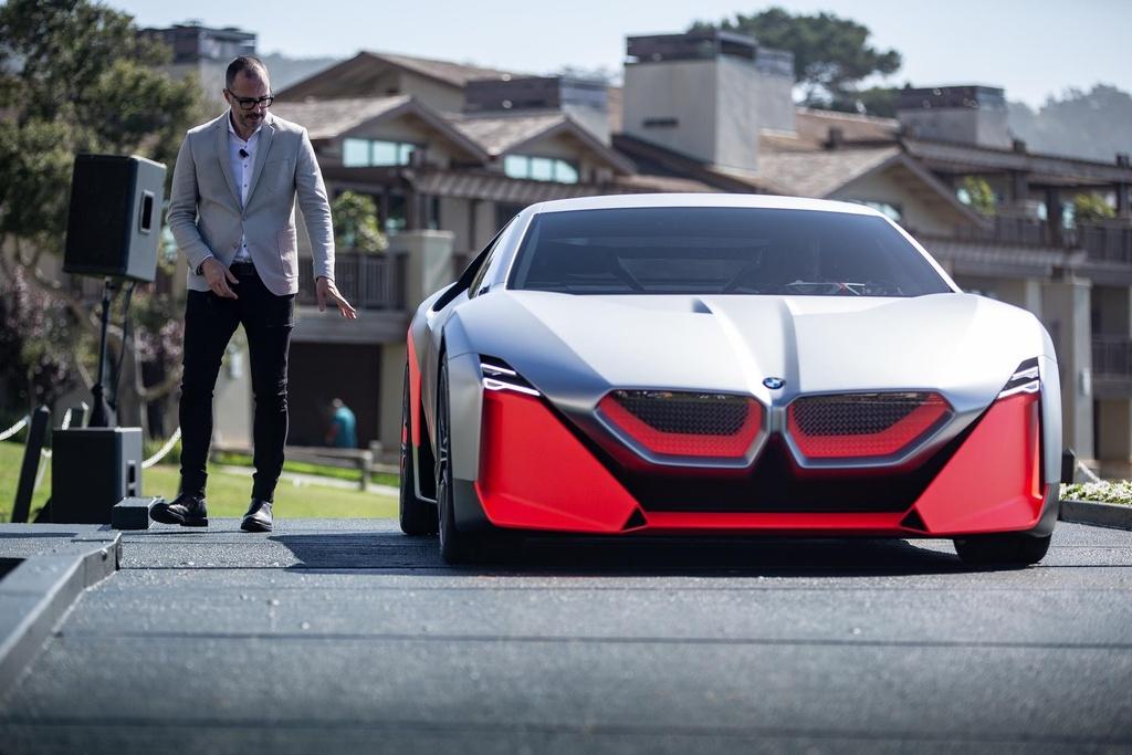 BMW Vision M Next ra mat anh 4