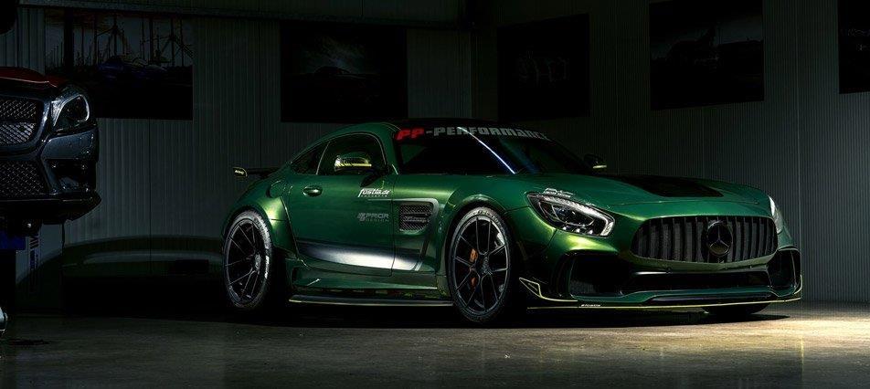 Mercedes-AMG GT R Prior Design anh 2