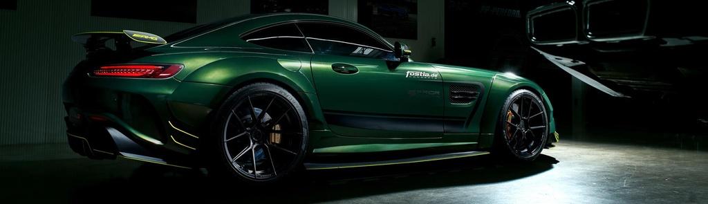 Mercedes-AMG GT R Prior Design anh 3