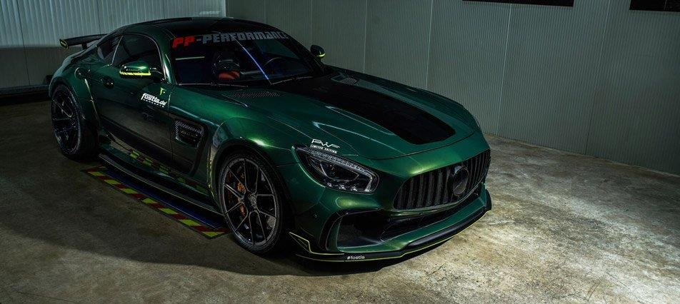 Mercedes-AMG GT R Prior Design anh 6