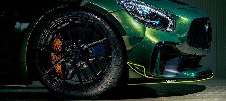 Mercedes-AMG GT R Prior Design anh 4