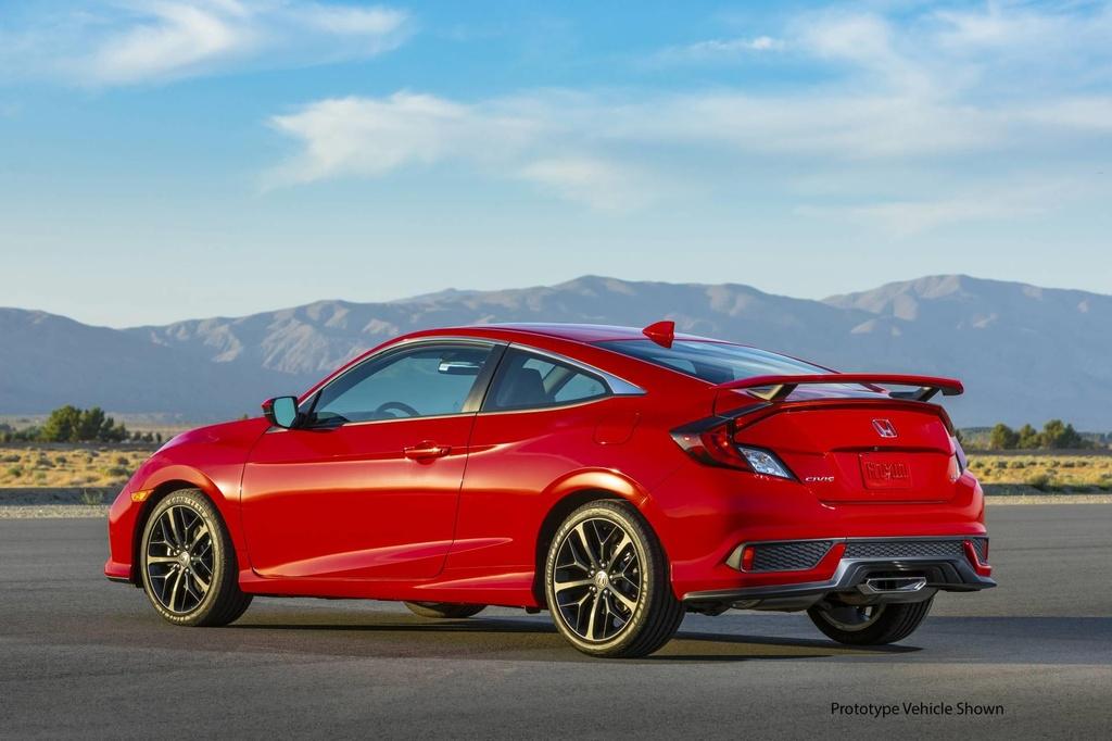 Honda Civic Si 2020 tang toc nhanh hon, tang gia hinh anh 2