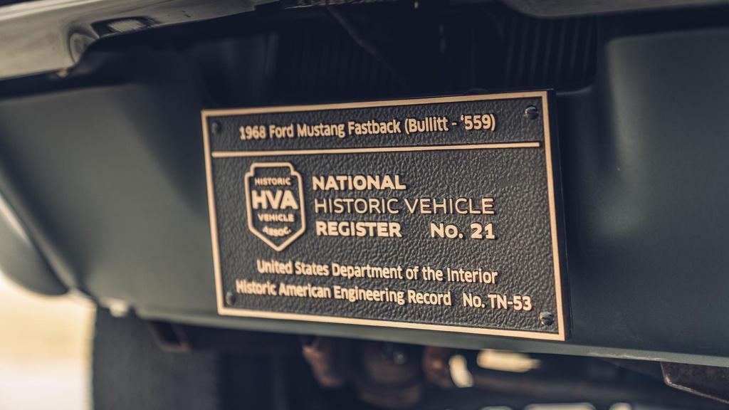 Ford Mustang GT doi 1968 ban dau gia anh 6