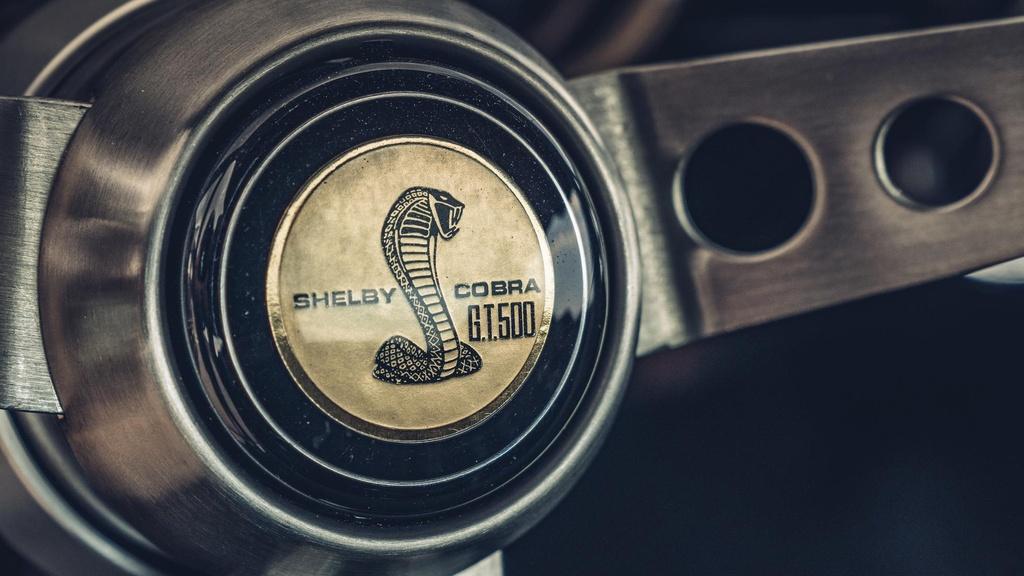 Ford Mustang GT doi 1968 ban dau gia anh 8