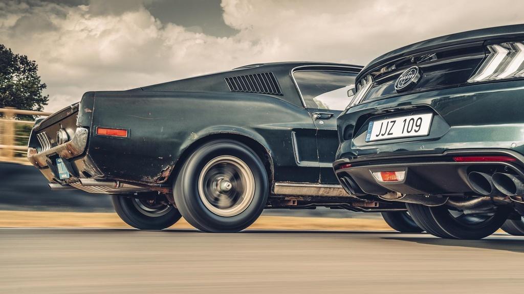 Ford Mustang GT doi 1968 ban dau gia anh 5