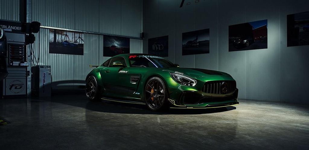 Mercedes-AMG GT R Prior Design anh 1