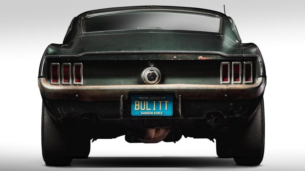 Ford Mustang GT doi 1968 ban dau gia anh 4