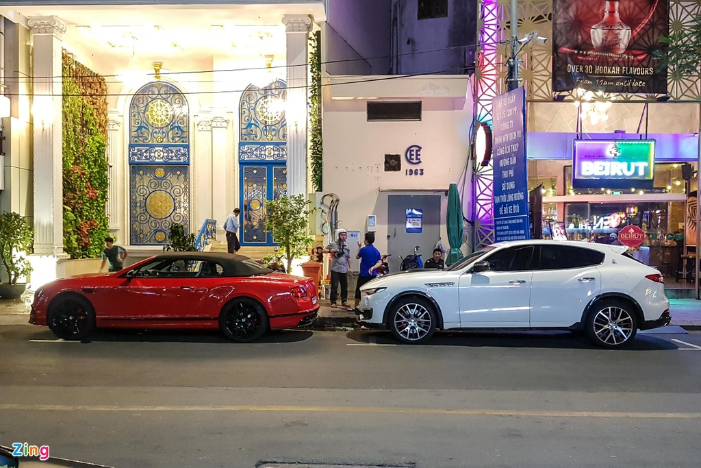 Bentley Continental Supersports mui tran the he moi dau tien tai VN hinh anh 3