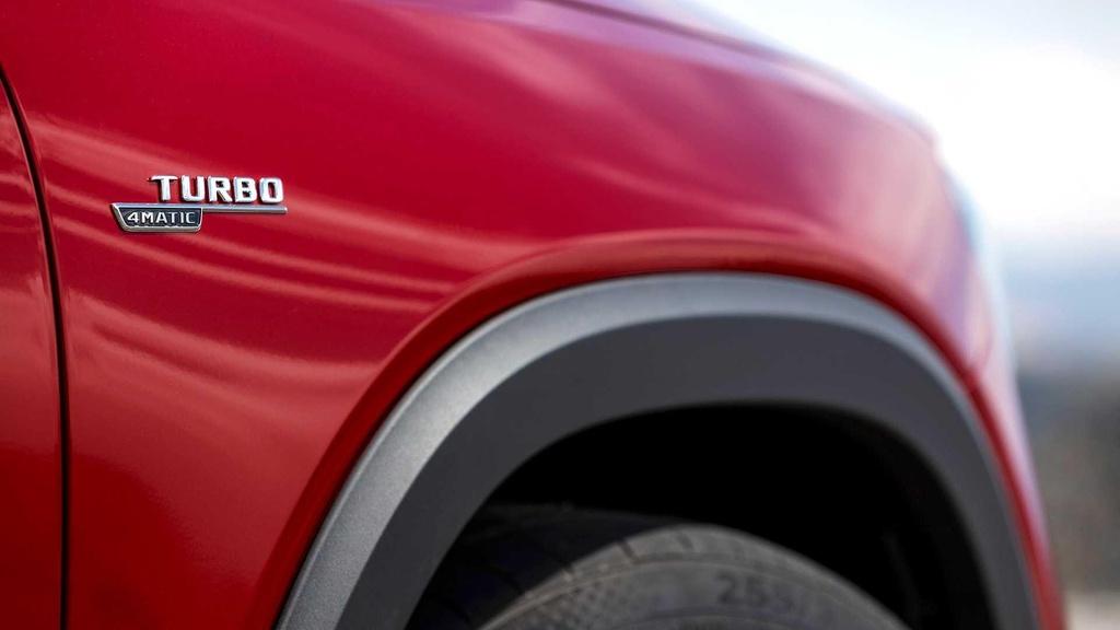 SUV 7 cho Mercedes-AMG GLB 35 ra mat, tang suc manh va off-road hinh anh 8