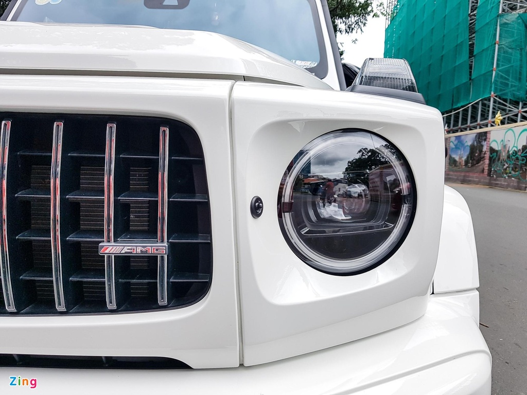 Can canh Mercedes-AMG G 63 Edition 1 anh 4